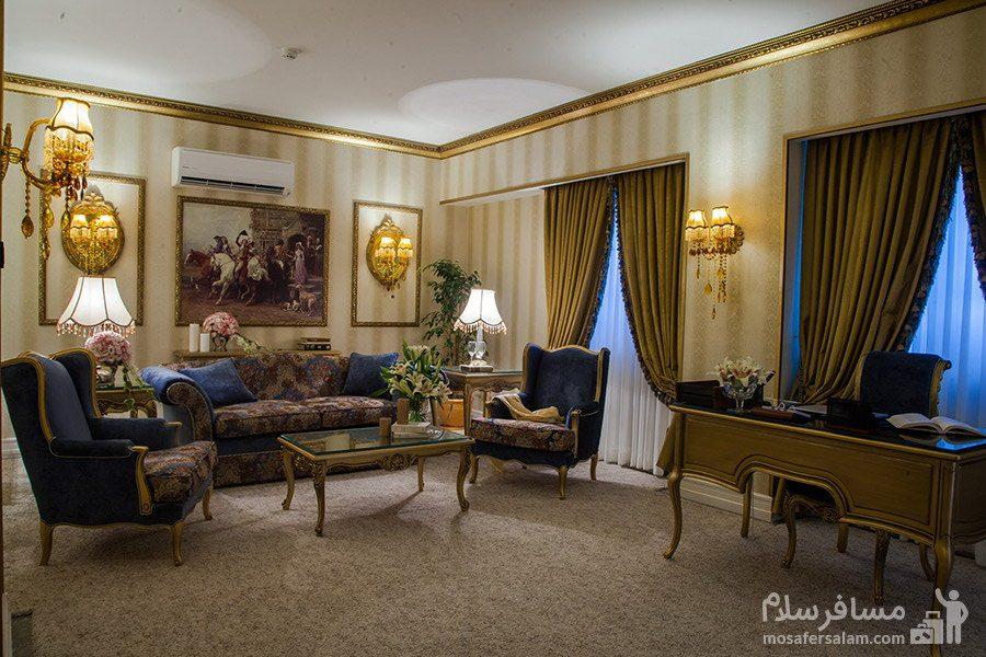 کانکت هتل بین المللی قصر مشهد