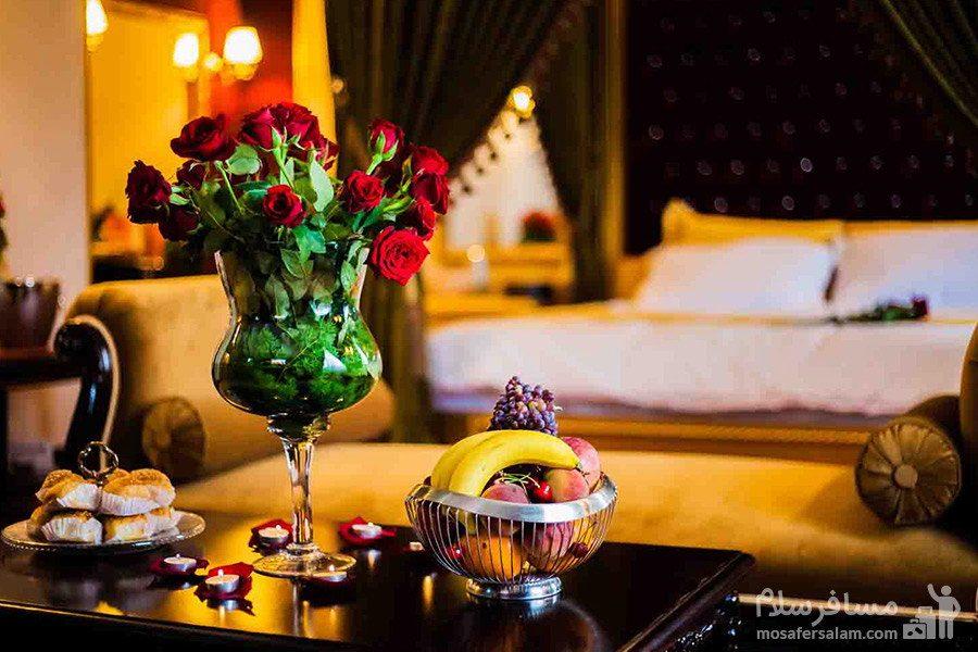 عصرانهای خاطرهانگیز در هتل بین المللی قصر