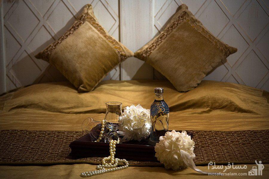 سالن ماساژ هتل قصر مشهد