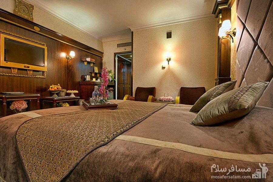 اتاق هتل قصر