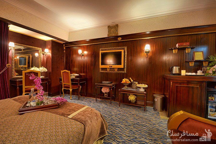 سوئیت کانکت هتل قصر مشهد