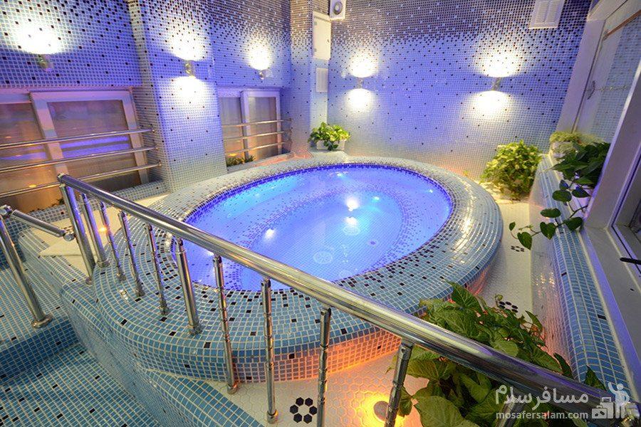 سونا هتل قصر مشهد