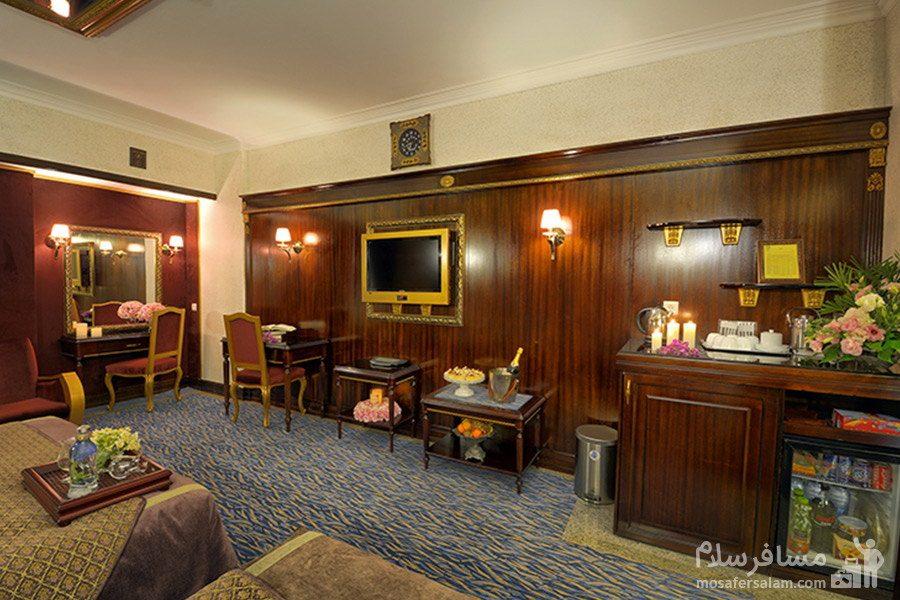 سوئیت کانکت هتل بین المللی قصر مشهد