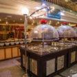 میز صبحانه هتل بین المللی قصر مشهد