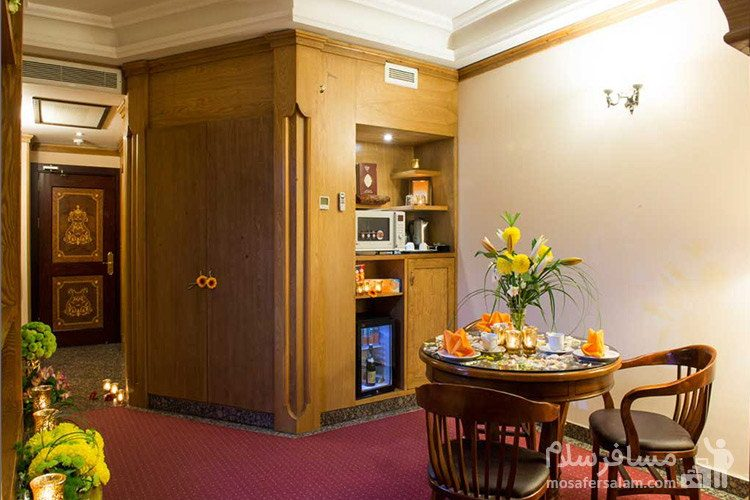 آپارتمان هتل قصر طلایی مشهد