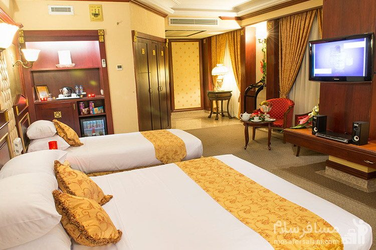 پرنسس رویال هتل قصر طلایی مشهد