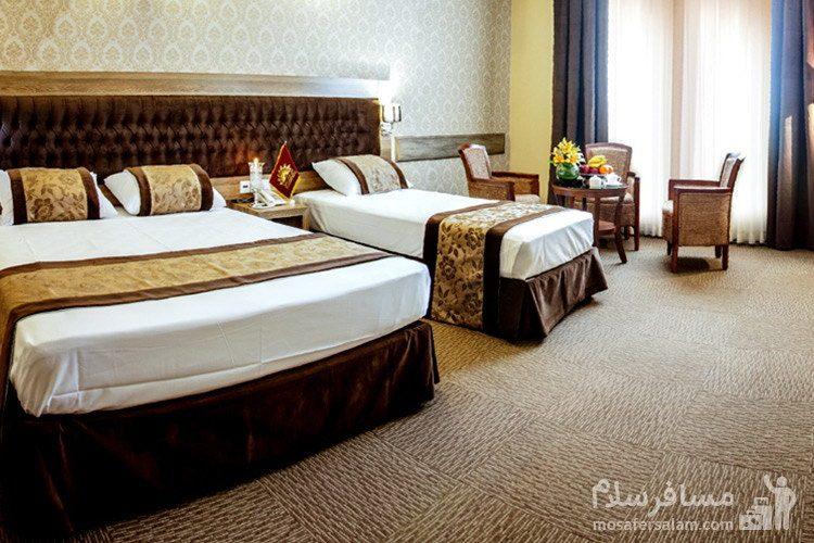 آپارتمان هتل ایران زمین مشهد
