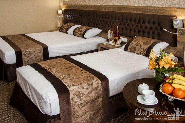 سوئیت هتل ایران زمین مشهد