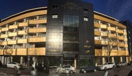 هتل خورشید تابان مشهد