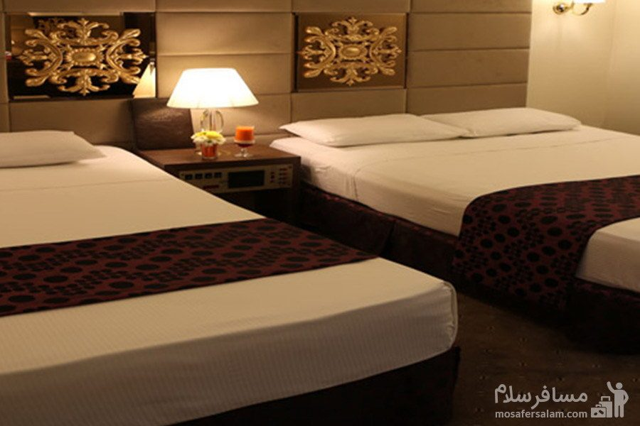 اتاق خواب-هتل مشهد
