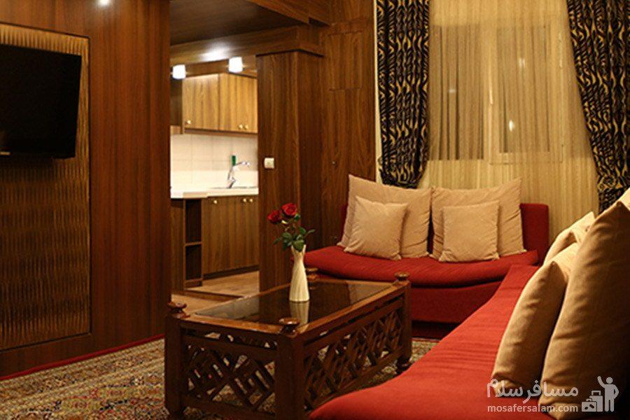 عکس از هتل مشهد