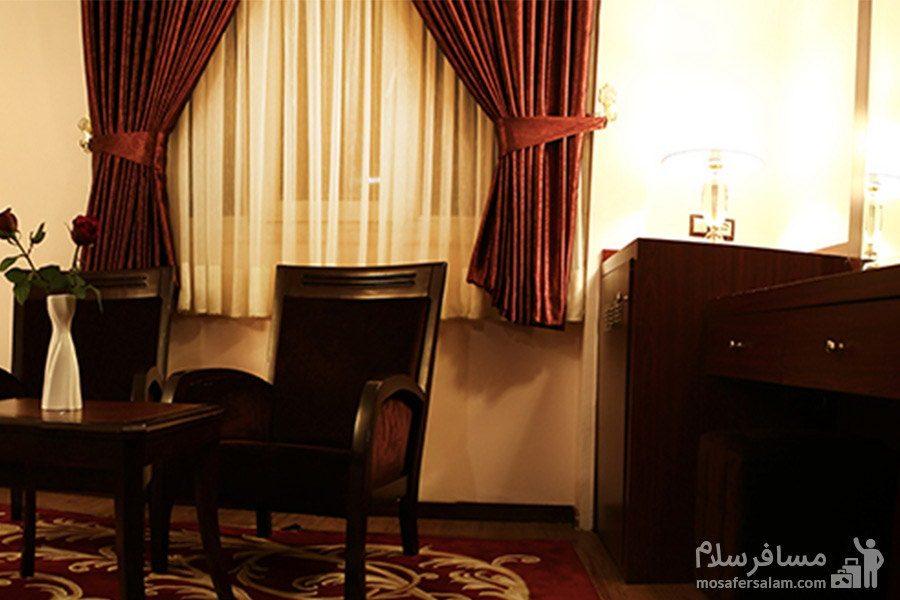 هتل مشهد-اتاق