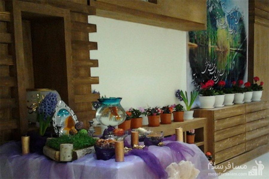 سال نو در هتل نور مشهد