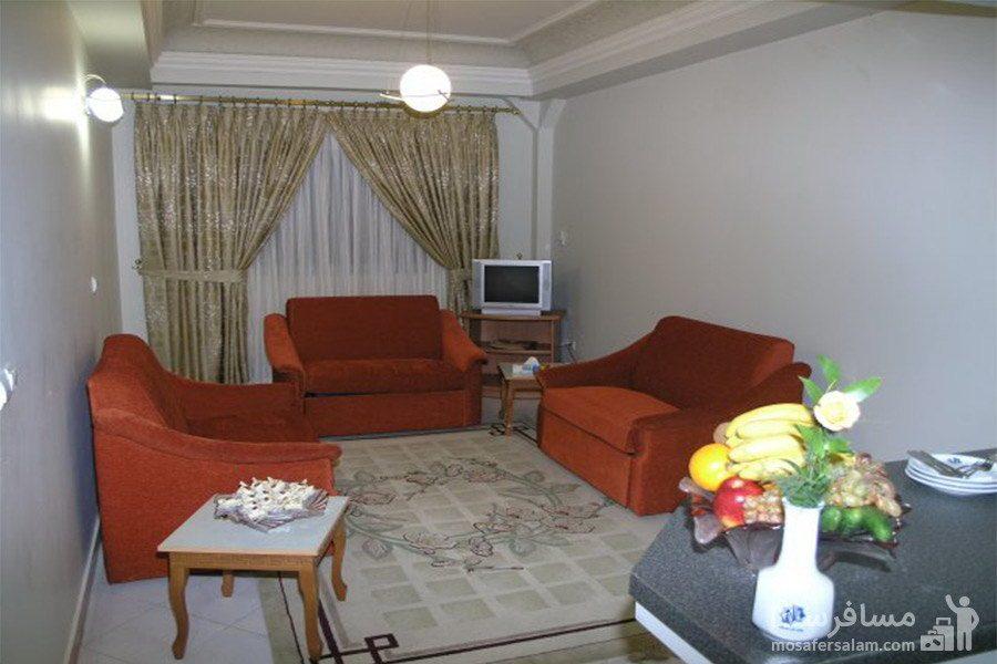 آپارتمان هتل نور مشهد