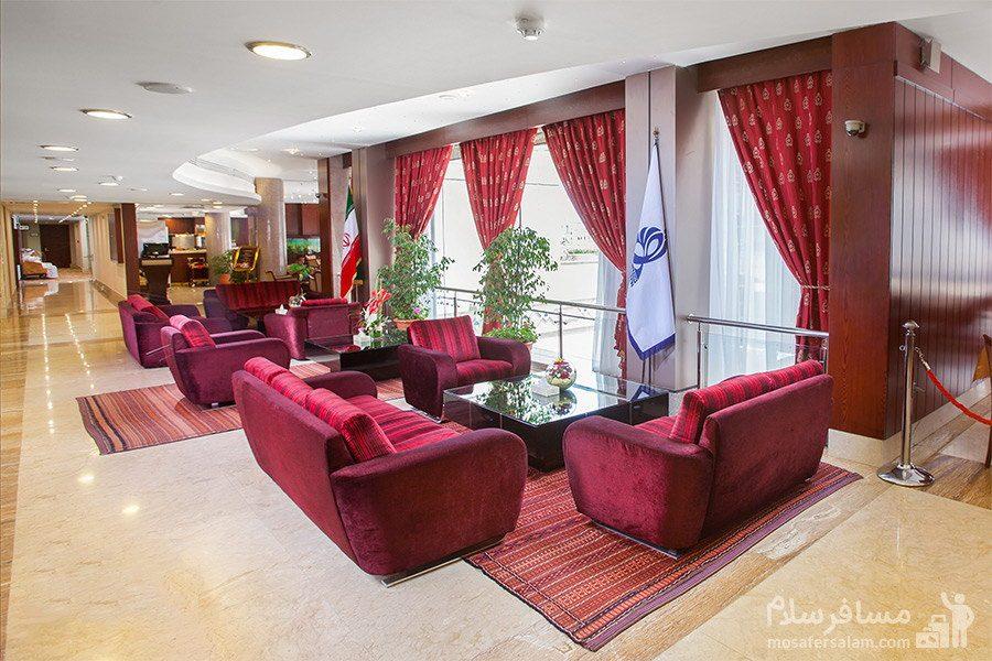 لابی هتل توس مشهد
