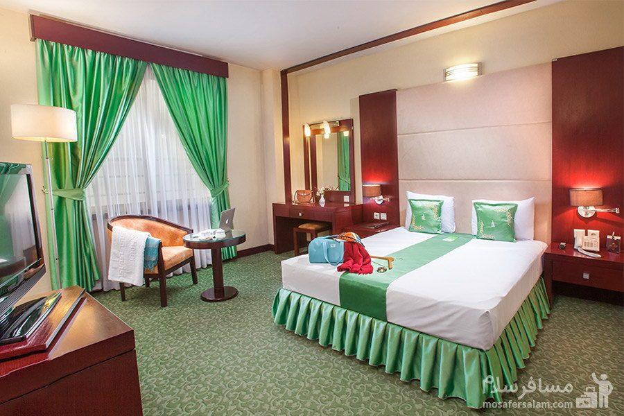 سوئیت یکخوابه هتل توس مشهد