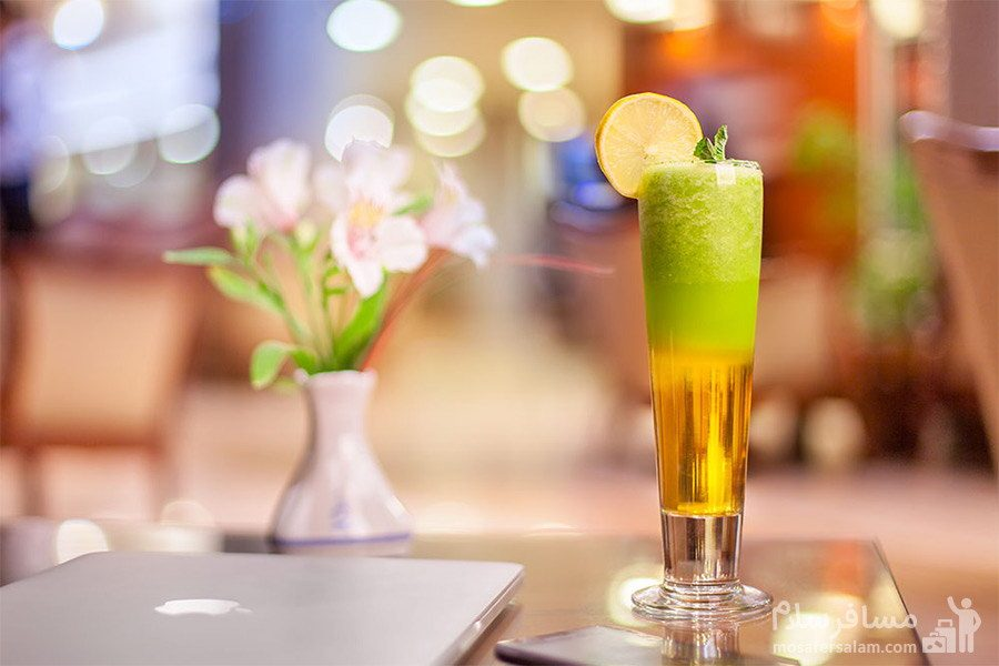 نوشیدنی های هتل توس مشهد