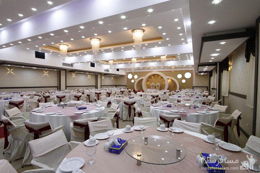 تالار پذیرایی هتل گسترش