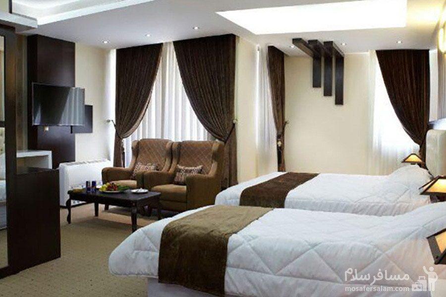 سوئیت هتل گسترش