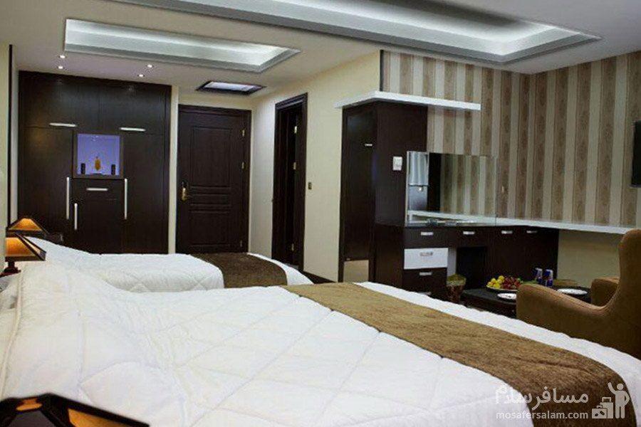 سوئیت هتل گسترش تبریز