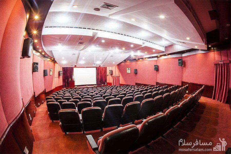 سینما هتل پارس تبریز