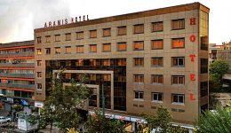 هتل آرامیس تهران