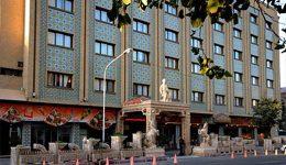 هتل بزرگ فردوسی تهران