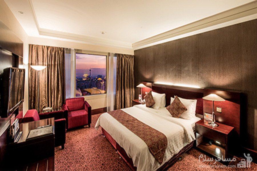 اتاق دونفره هتل آزادی تهران