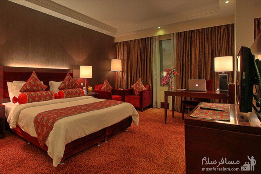 اتاق جونیور هتل پارسیان آزادی تهران