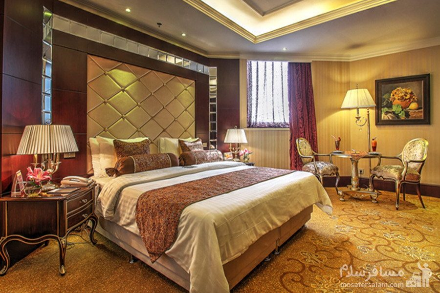 اتاق رویال هتل پارسیان آزادی تهران