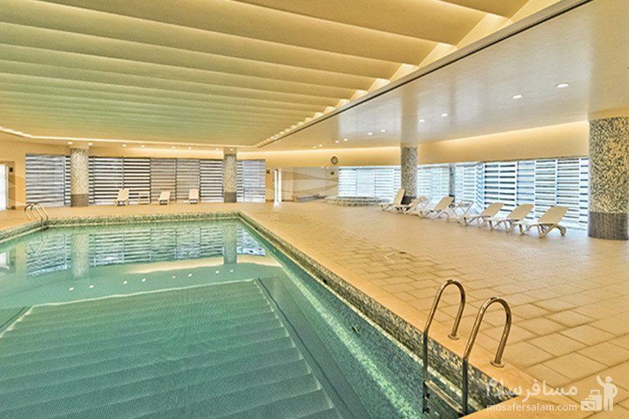 مجموعه آبی هتل آزادی تهران