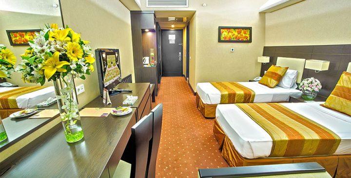 هتل پارسیان اوین