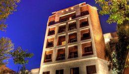 هتل بوتیک طوبی تهران