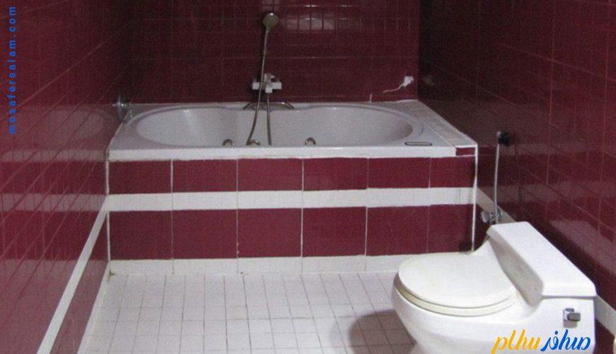 حمام هتل آنا کیش