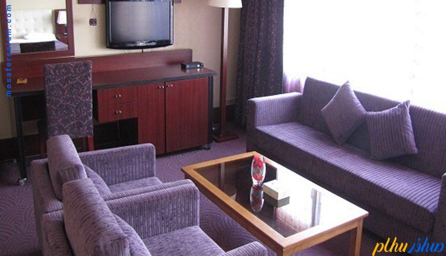 اتاق هتل آنا کیش