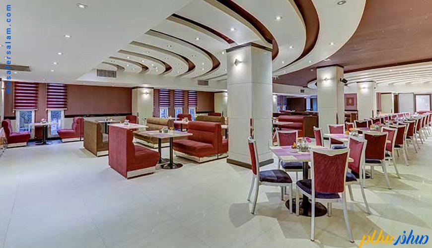رستوران هتل بزرگ تهران 1 تهران