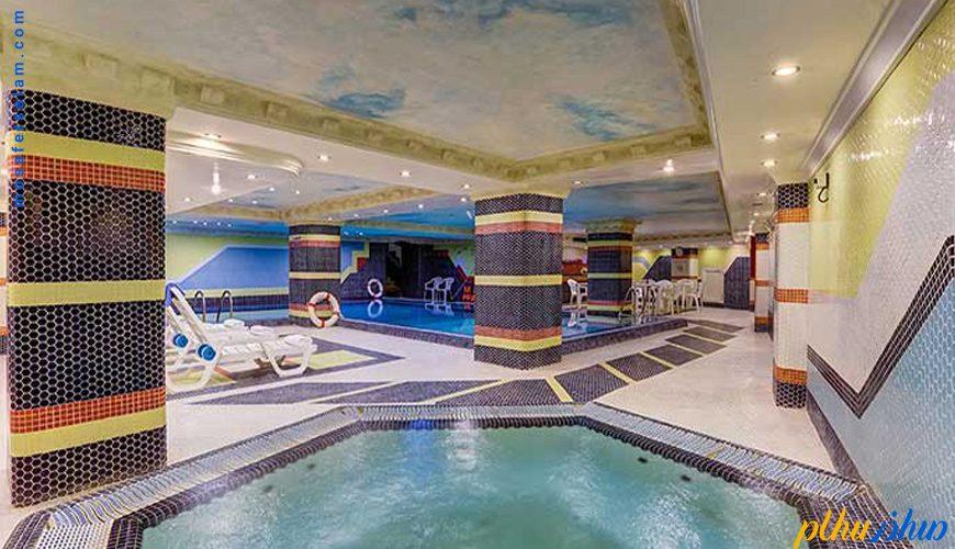 استخر هتل بزرگ تهران 1 تهران