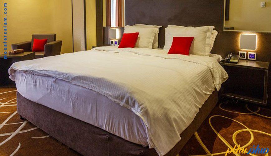 اتاق هتل بزرگ تهران 1 تهران