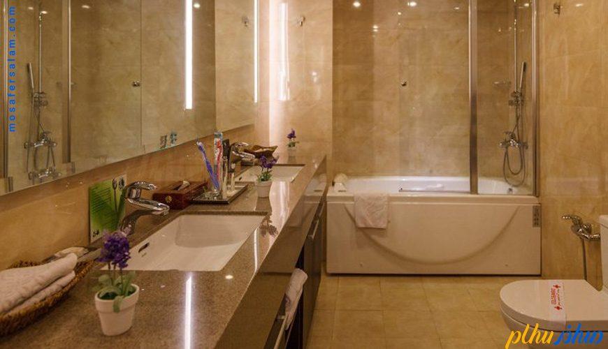 حمام هتل بزرگ تهران 1 تهران