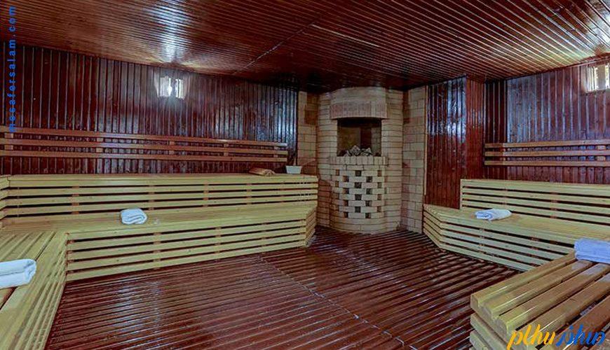 سونا خشک هتل بزرگ تهران 1 تهران