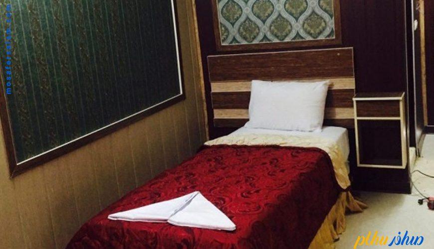 اتاق هتل پانیذ کیش