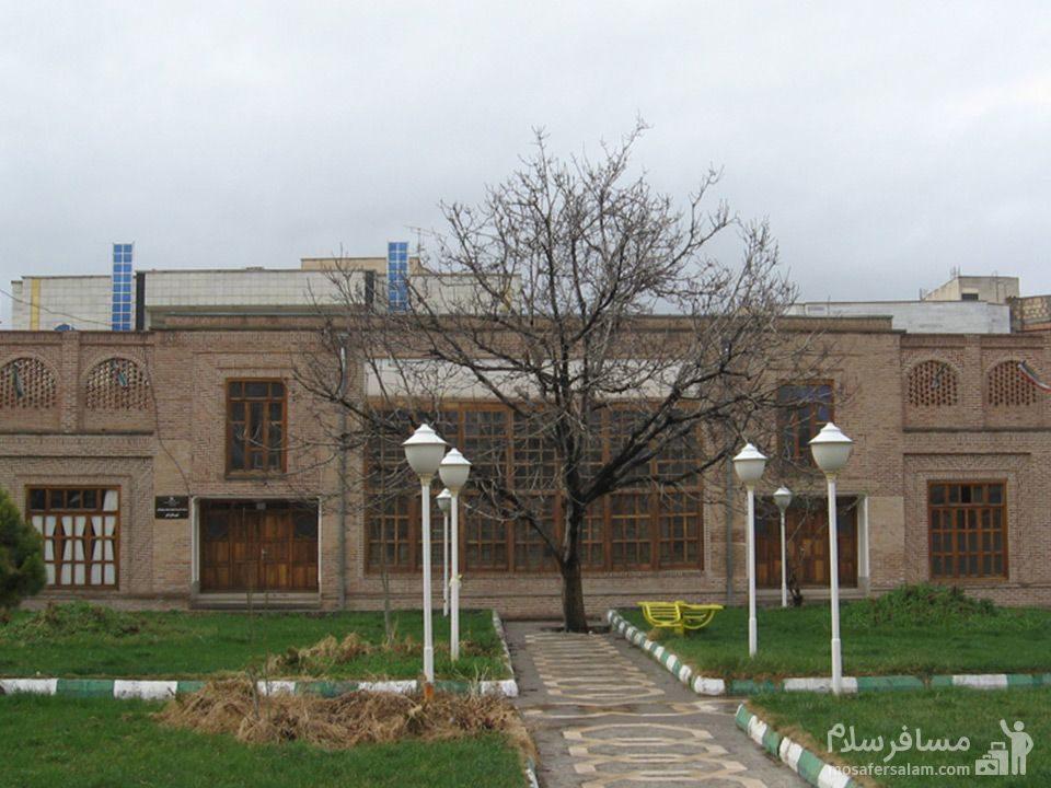 خانهٔ تاریخی قاسم خان اهری