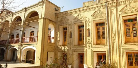 خانه جواد حسن پور