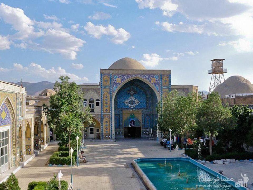 مسجد و مدرسه سپهداری