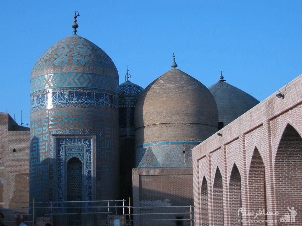 مقبره شیخ صفی الدین اردبیلی