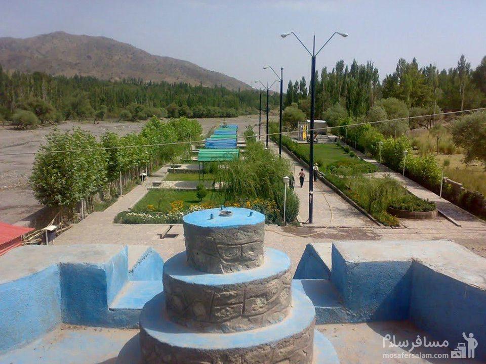 منطقه ییلاقی دهبکری