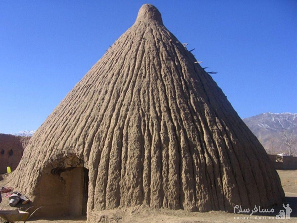 یخدان تاریخی روستای گرمن