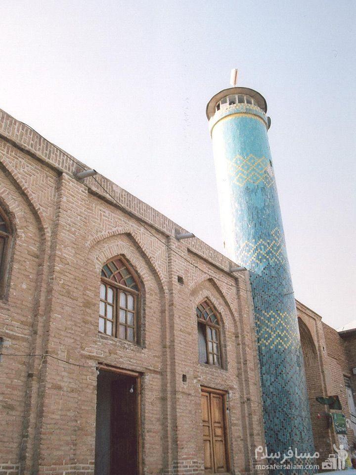 مسجد جامع مهرآباد