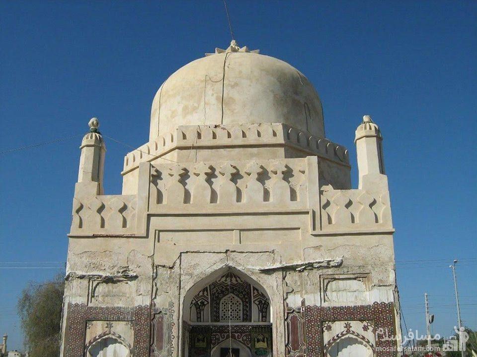 مقبره سید غلامرسول