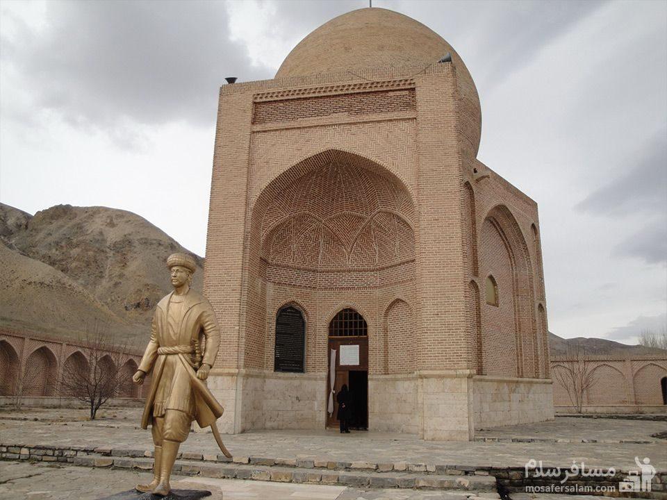 مقبره سید صدرالدین